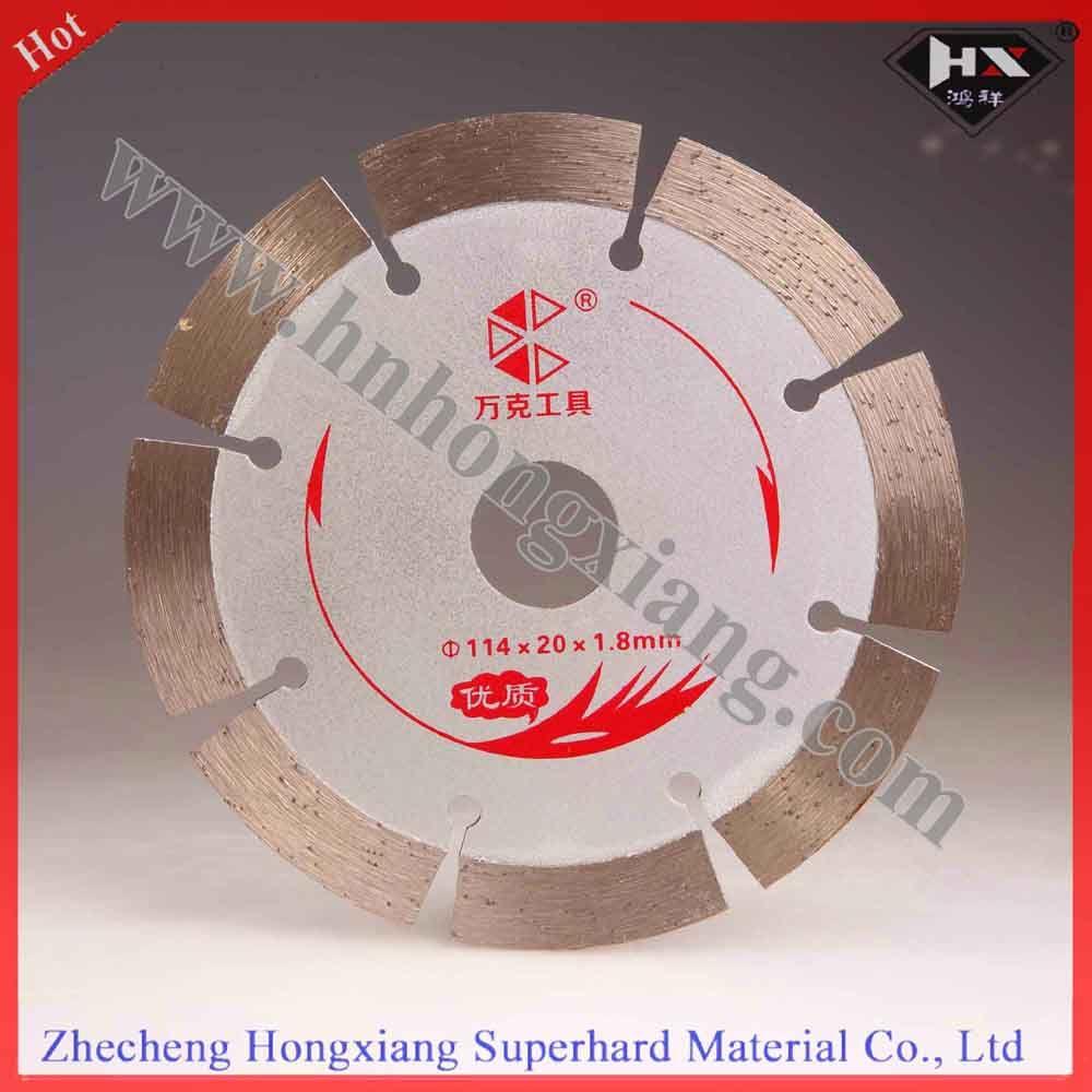Diamond Segment Saw Blade Cutting Disc for Ceramic Tiles