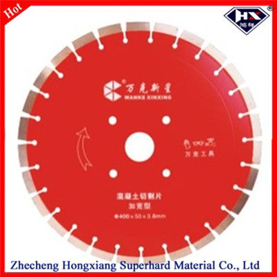 Diamond Saw Blade for Reinforced Concrete 400mm 500m 600mm