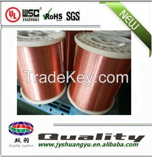 2015 hot sale round enameled aluminium round wire swg35