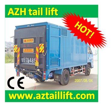 AZH truck tail lift device