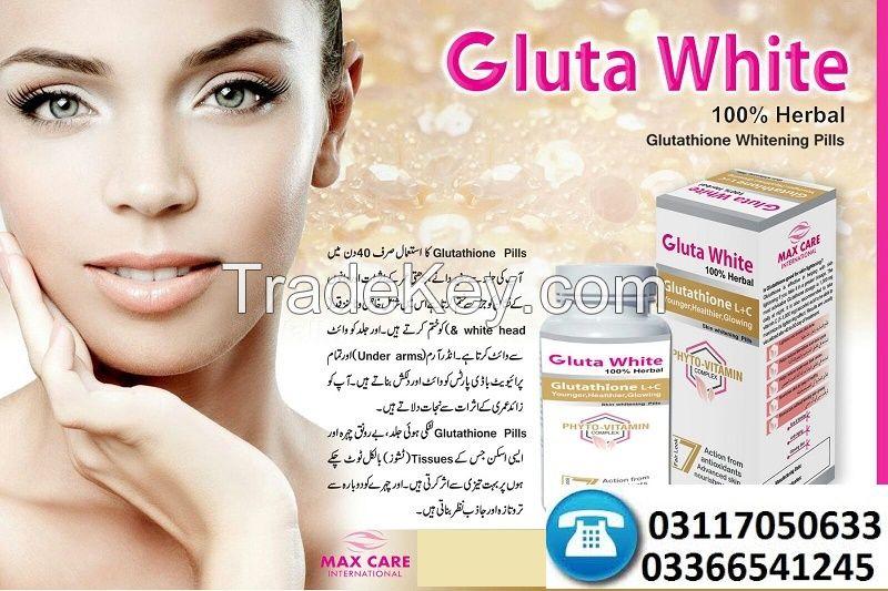 Body and skin whitening pills-Glutathione in rawalpindi-Call-03366541245