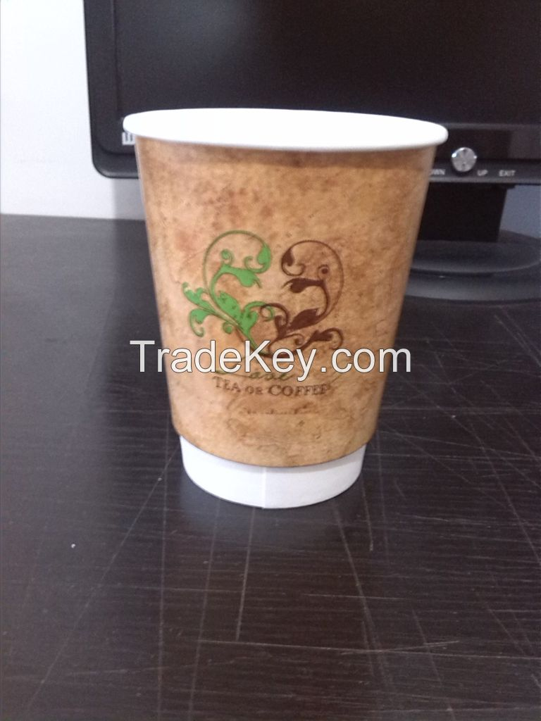supply double wall coffee paper cups