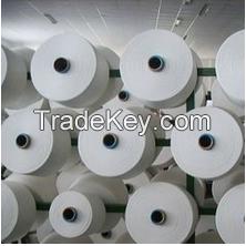 100% ring spun viscose yarn