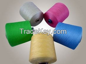 ring spun viscose yarn dyed