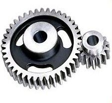 OEM Cylindrical and bevel gears for transmissions reduction box and other machinery equipment