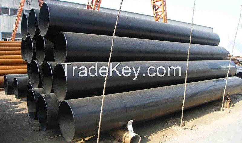 Large Diameter Galvanized Steel Spiral Steel Pipe