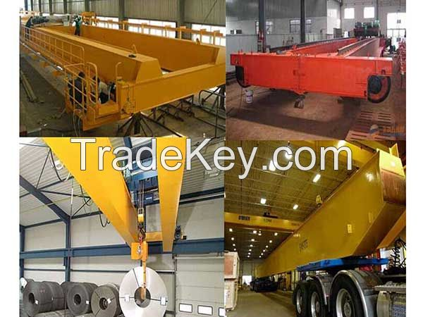 5-40 ton double girder eot crane in factory price to sell
