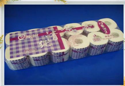 12rolls toilet paper
