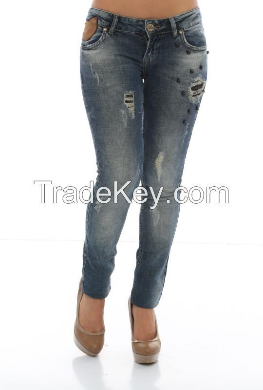 Sell Women jeans in Istanbul Turkey