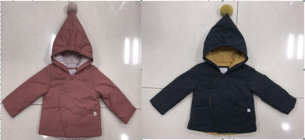 SUPPLY BABIES QUILTED  COATS