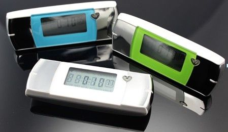 ES-702 Heart rate monitor pedometer