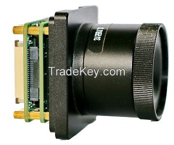 HSC120 Thermal imaging core  Infrared FPA  Detector  640 480