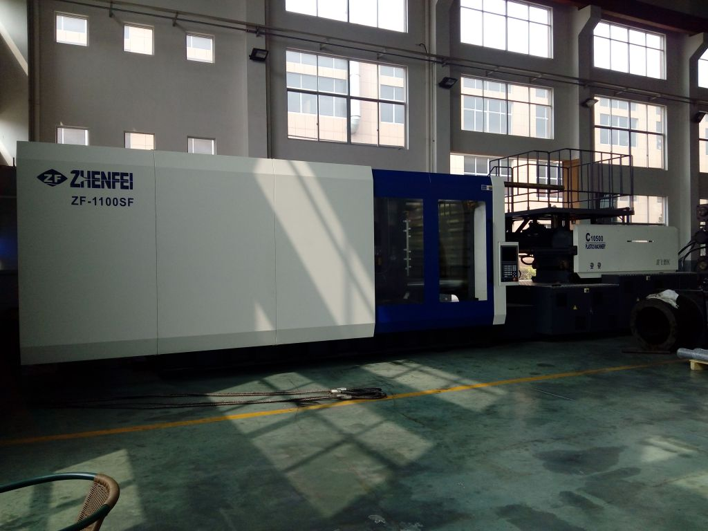1100ton bigger model Plastic Inejction Molding Machine