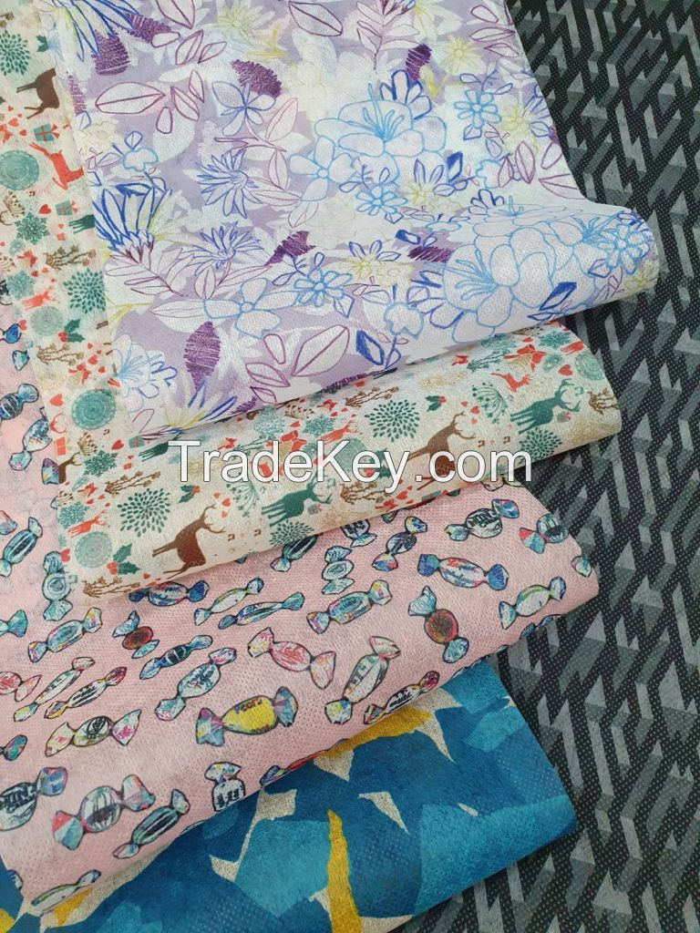 Water Repellent Non-woven Fabric (Outer layer of Mask)