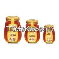 Youngs Natural Honey