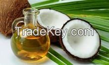 Refined cooking coconut oil