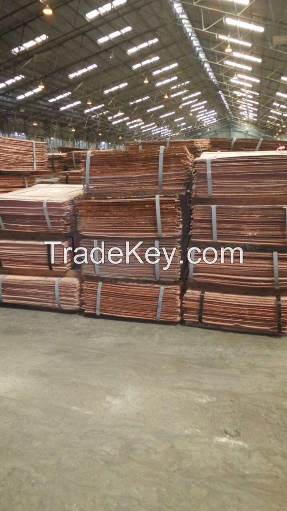 Copper Cathode Bokondo Mining Co.Limited