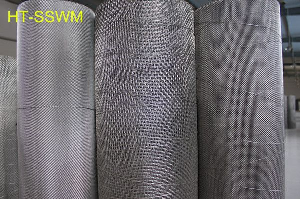 ultra fine stainless steel wire mesh