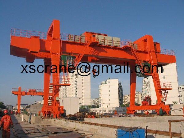 Cheap gantry crane 35 ton with high quality