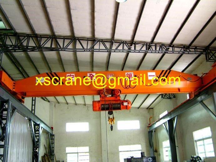 workshop overhead bridge crane