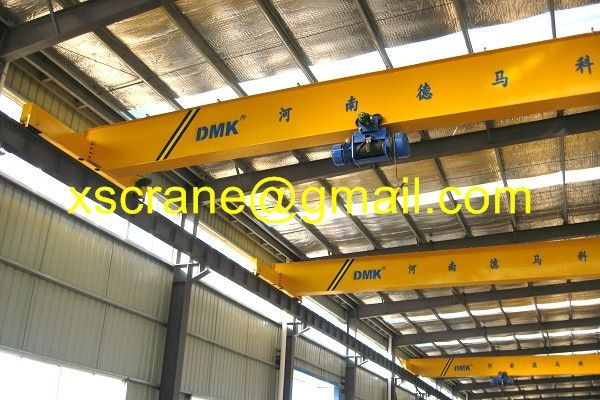China made overhead crane 50 ton