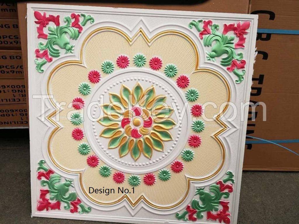 Quality colourful decoration tile