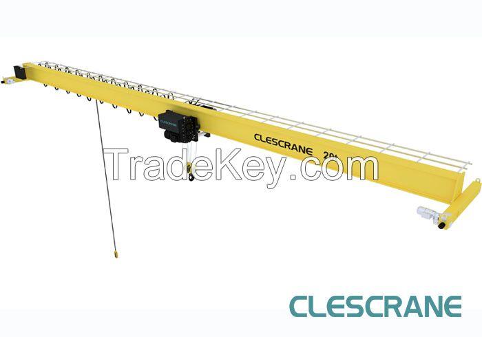 CHS Series Low Headroom Single Girder Overhead Crane