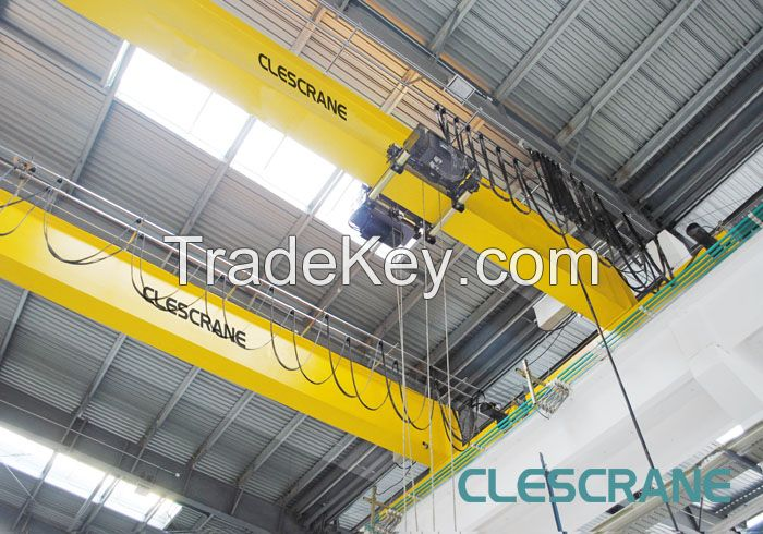 CHS Series Electric Hoist Single Girder Overhead Crane