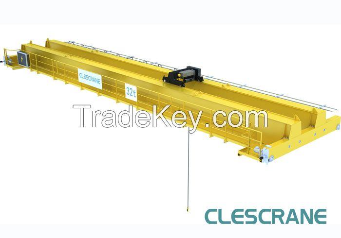 CHD Series Low Headroom Double Girder Overhead Crane