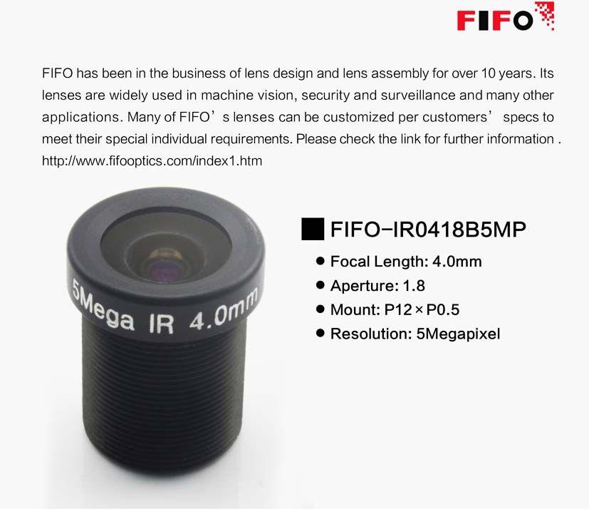 FIFO-IR0418B5MP