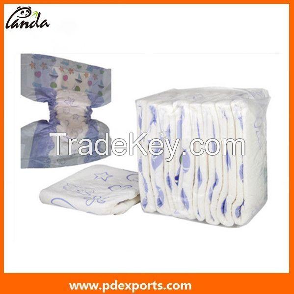 ABDL Baby Printing Adult Diaper