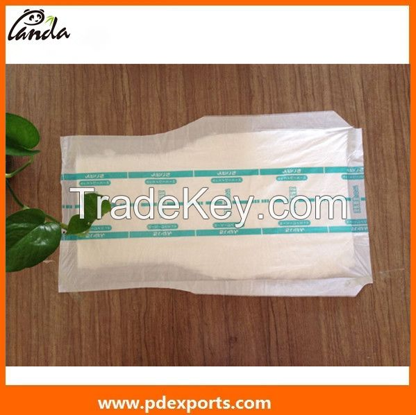 Disposable T-Type Diaper Insert Pad