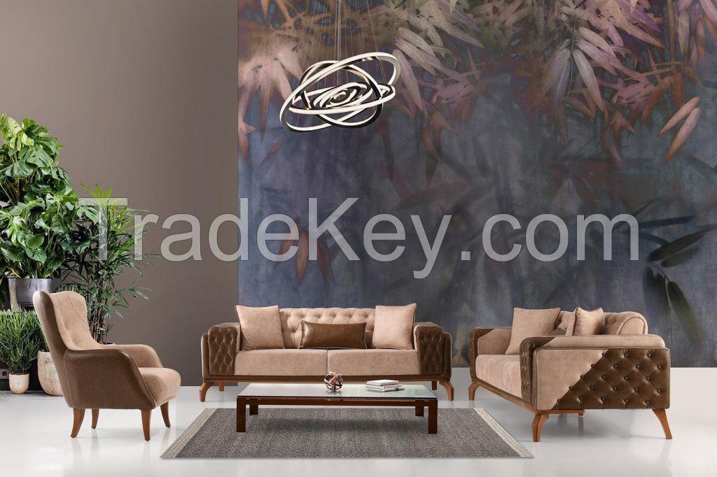 PRAADA  Sofa Set
