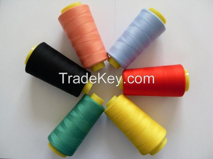 100% Polyster Sewing Thread