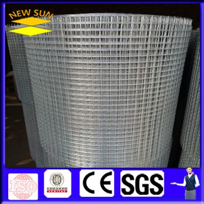 galvanized welded wire mesh roll