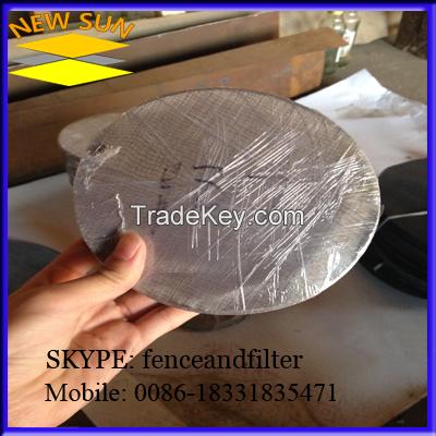15cm round filter disc