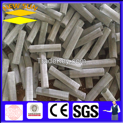galvanized filter pipe (woven)