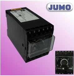 Jumo Electronic Temperature Monitor