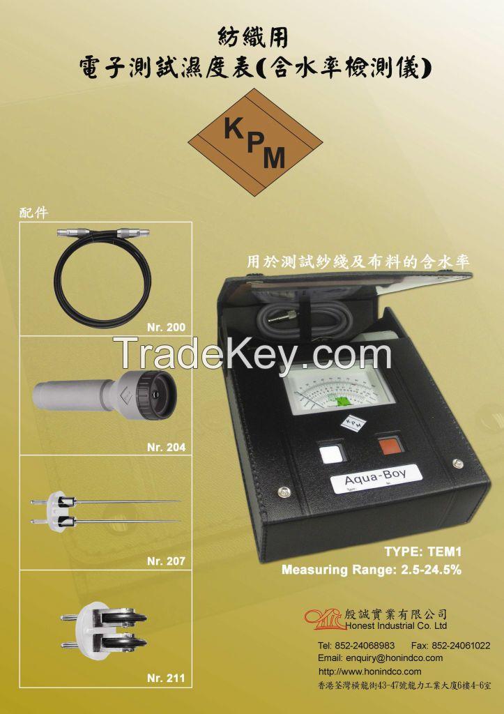 KPM Aqua-Boy Moisture Meter