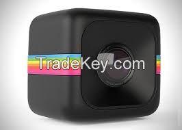 Polaroid POLC3 Cube HD Digital Video Action Camera Camcorder