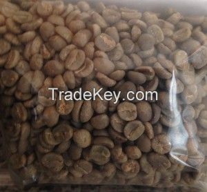 Arabica coffee beans Fresh from the farms. High qualities just delivered