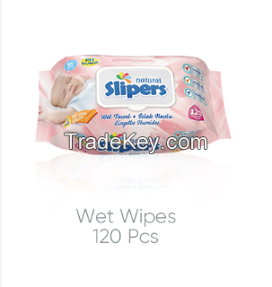 Selling Offer on Slipers Baby Wipes