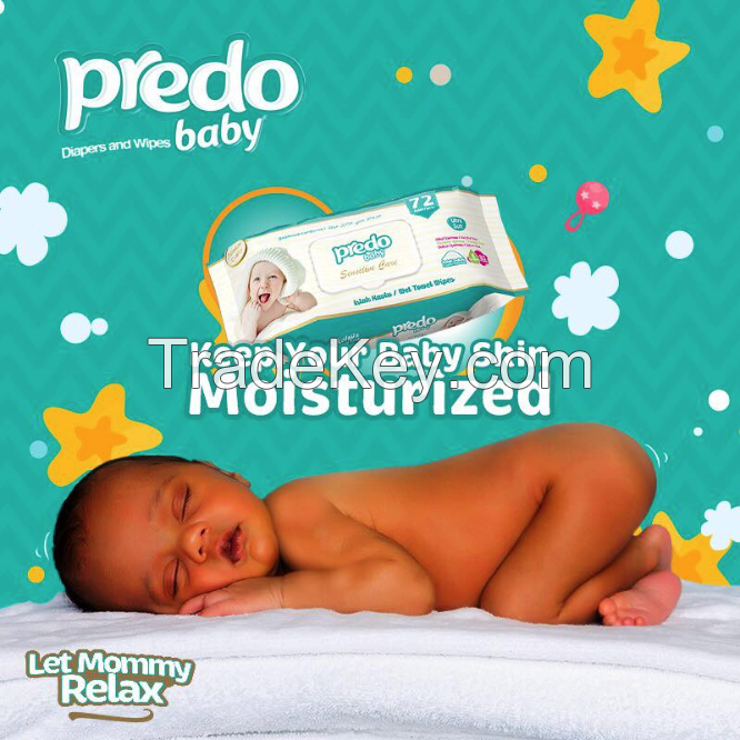 Selling Offer on Predo Baby Wipes