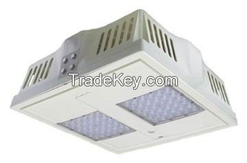 80W LED Canopy lighting retrofit kit  for gas stations