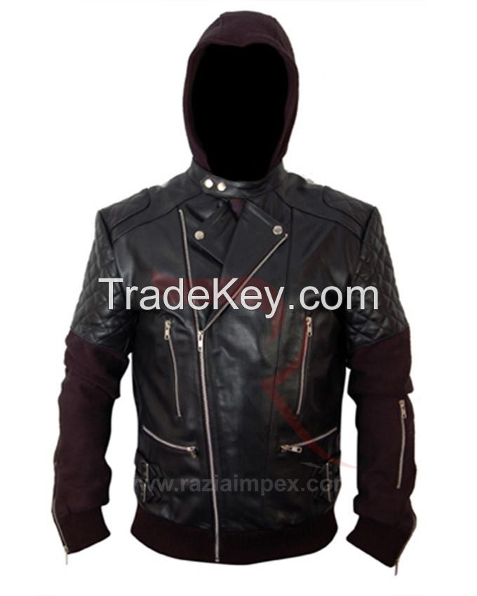 Fashion Leather jacket for men