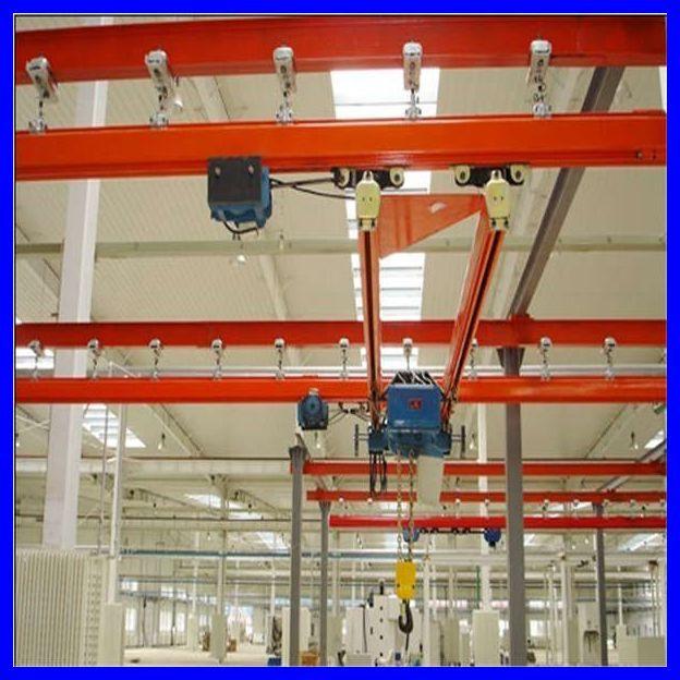 10T European double girder Bridge crane