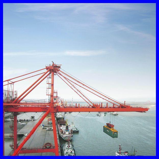SEL 30T new portal crane from HENAN WEIHUA