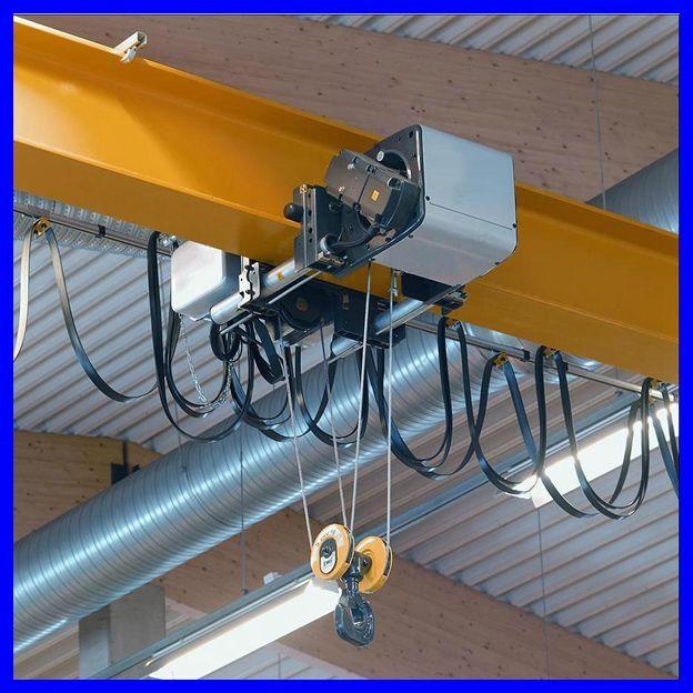 40T European double girder Bridge crane