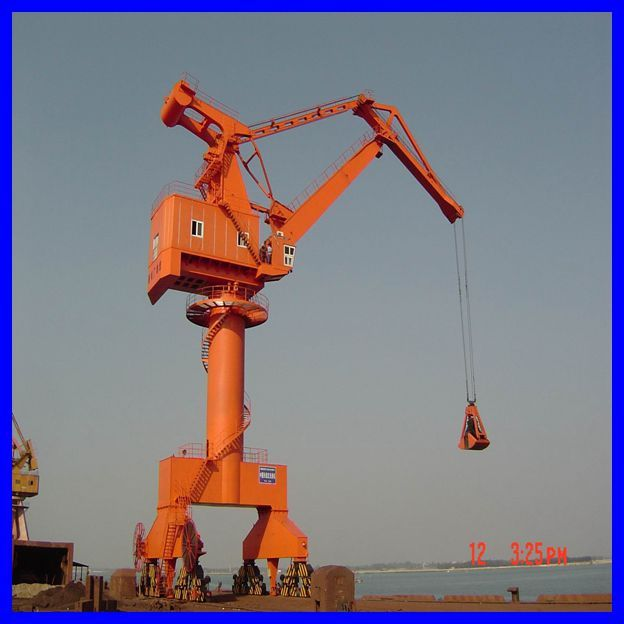 SELL 500T new portal crane from HENAN WEIHUA
