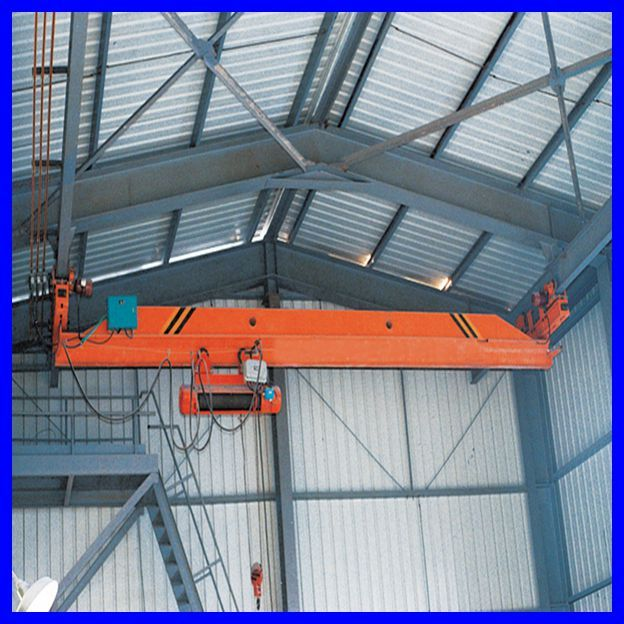 15T european type single girder overhead crane with CE